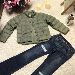 Ugg Puffer coat - like new, girls 14 (L-XL)
